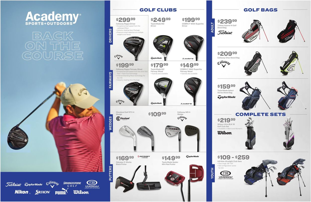 Catalogue Academy Sports from 06/01/2020