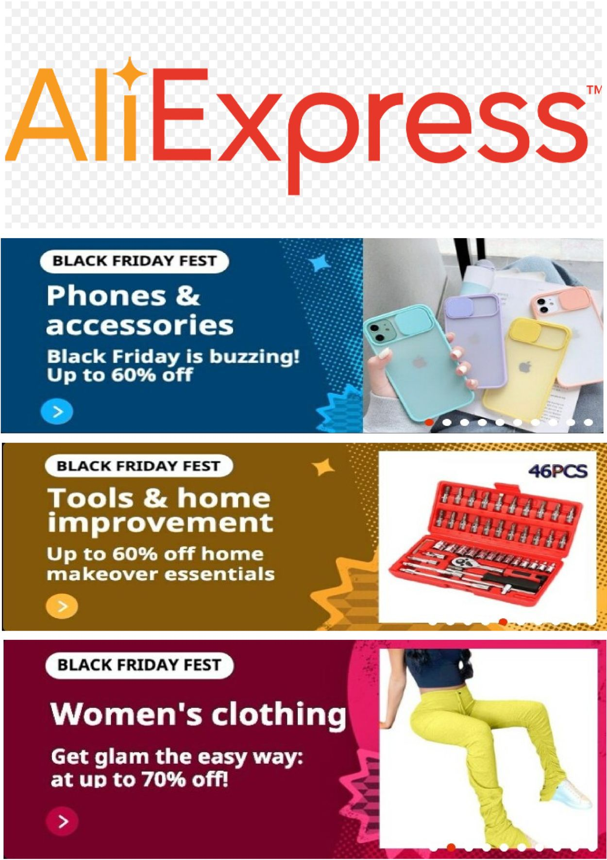 AliExpress weekly-ad