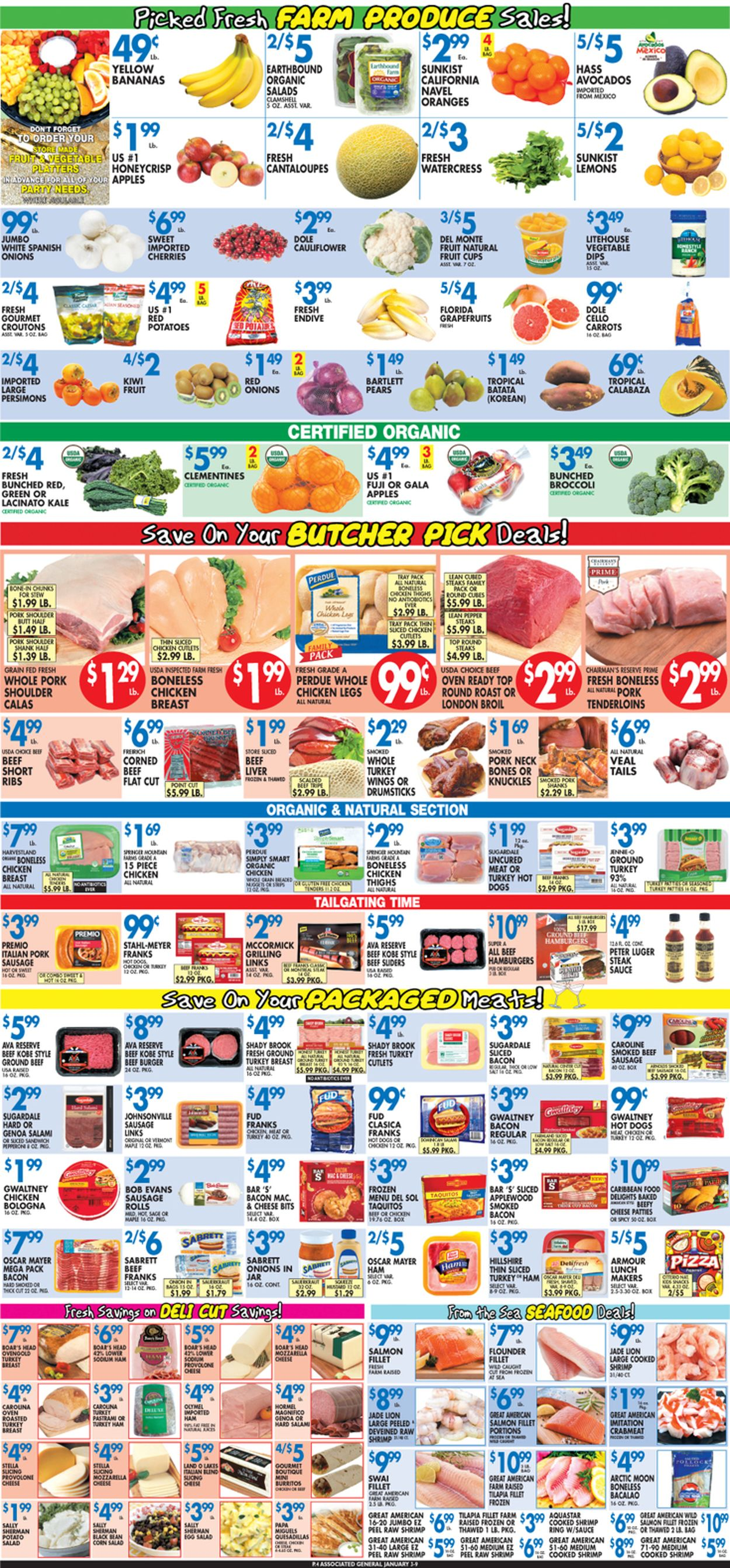 Catalogue Associated Supermarkets from 01/03/2020