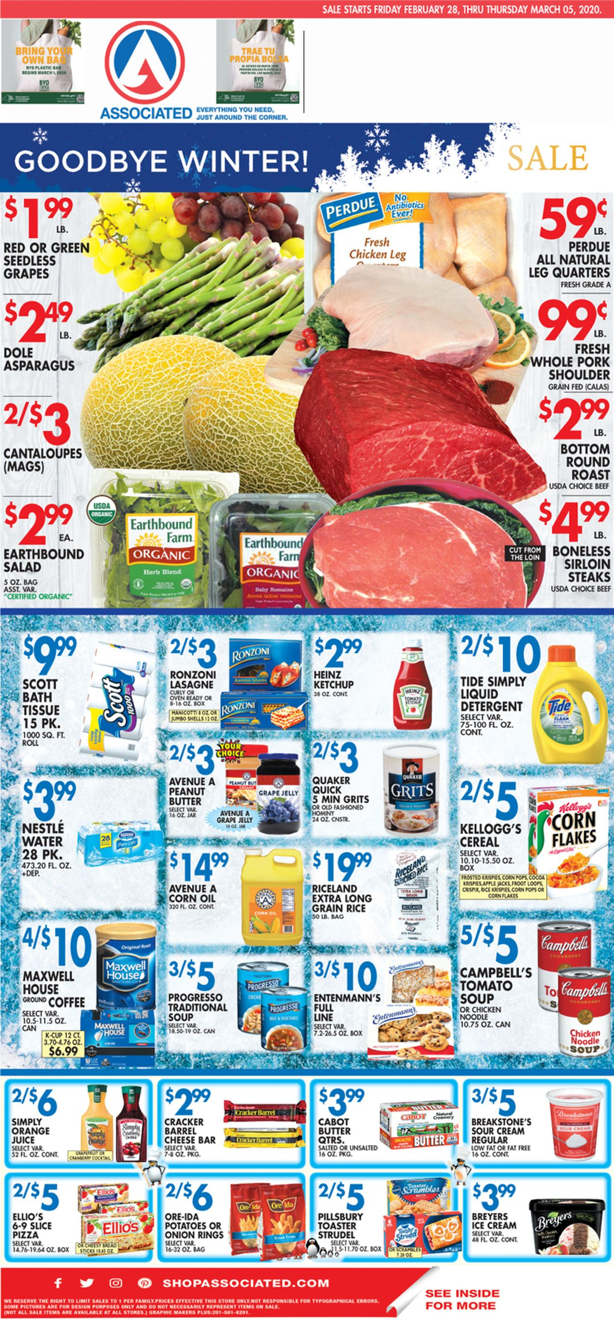 Catalogue Associated Supermarkets from 02/28/2020