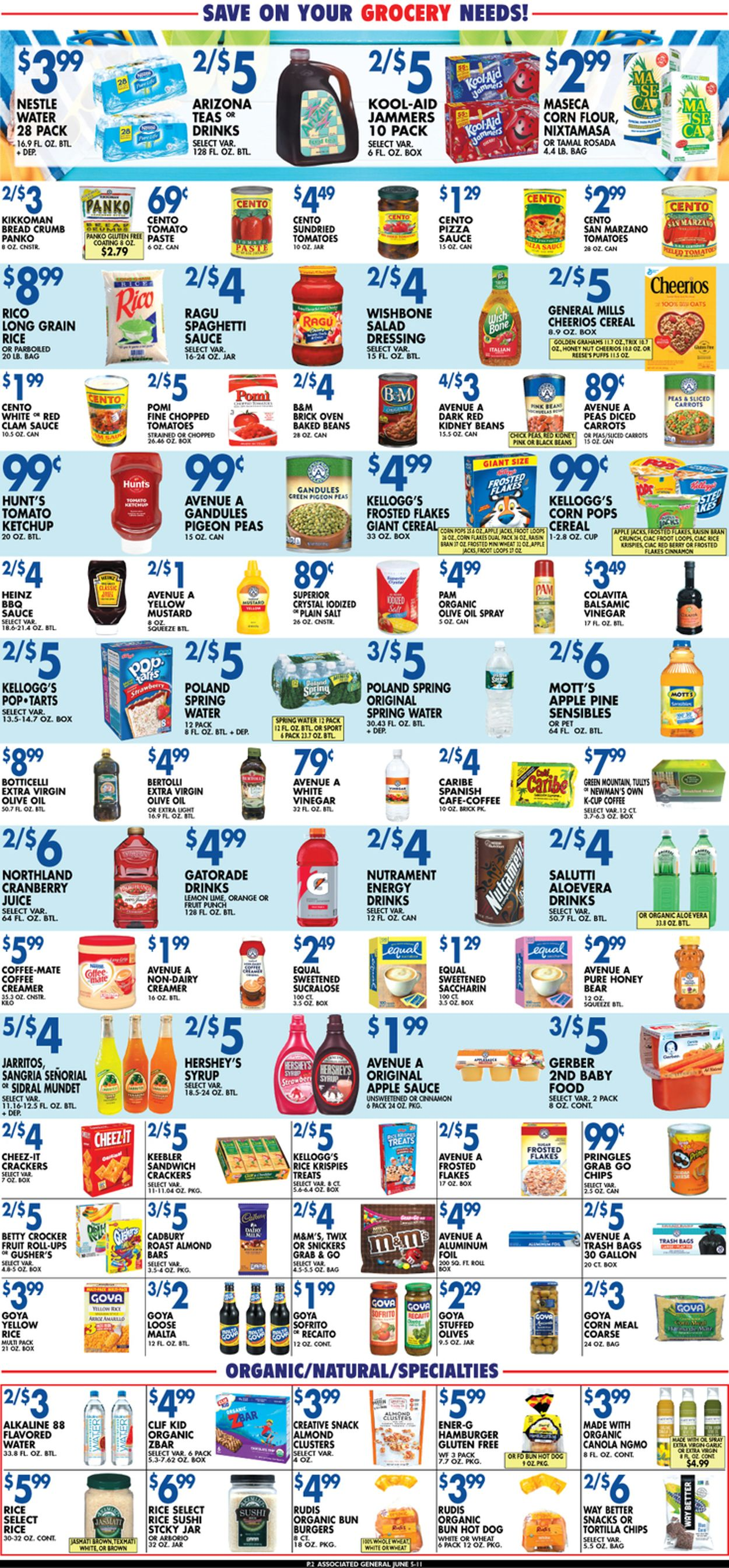 Catalogue Associated Supermarkets from 06/05/2020