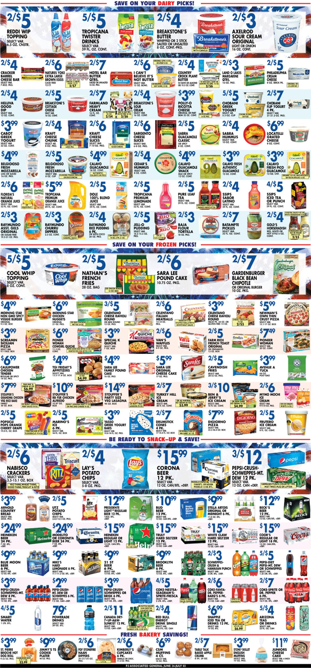 Catalogue Associated Supermarkets from 06/26/2020