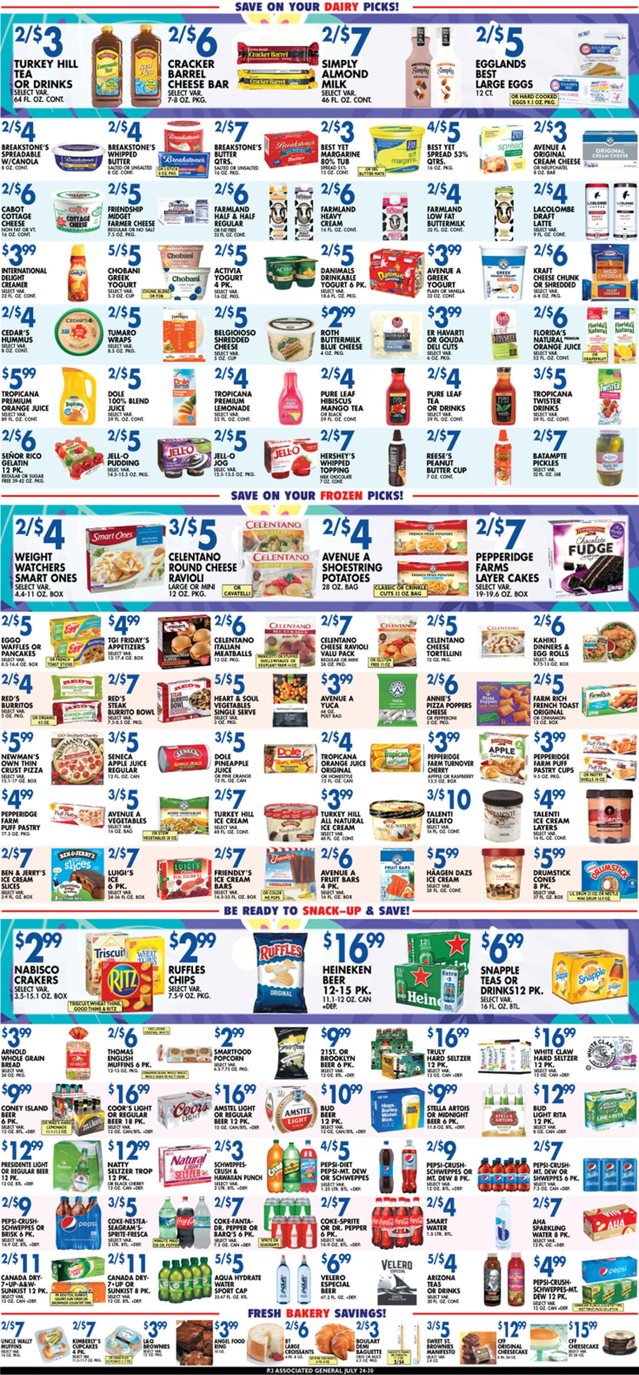 Catalogue Associated Supermarkets from 07/24/2020