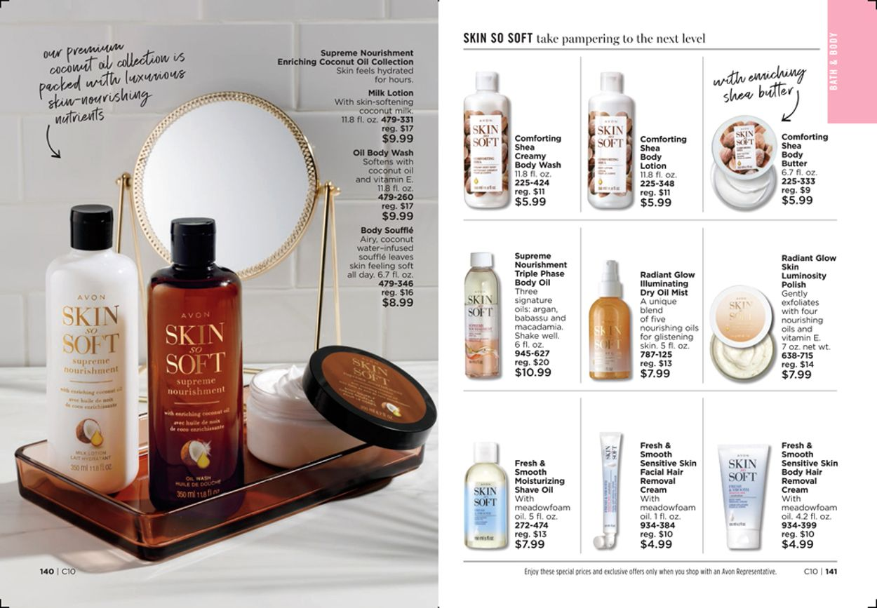 Catalogue Avon from 05/12/2020