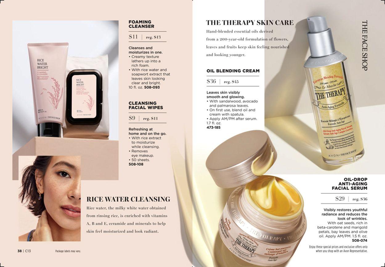 Catalogue Avon from 05/26/2020