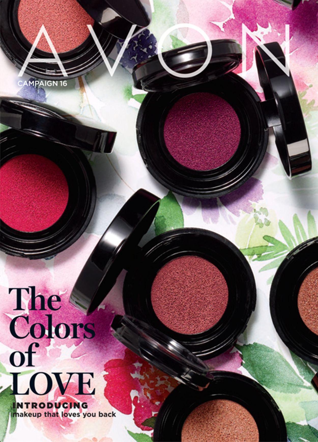 Catalogue Avon from 07/07/2020
