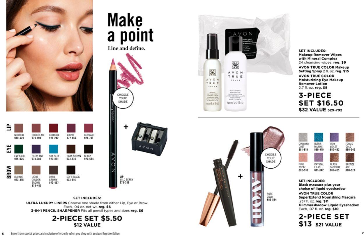 Catalogue Avon from 07/21/2020