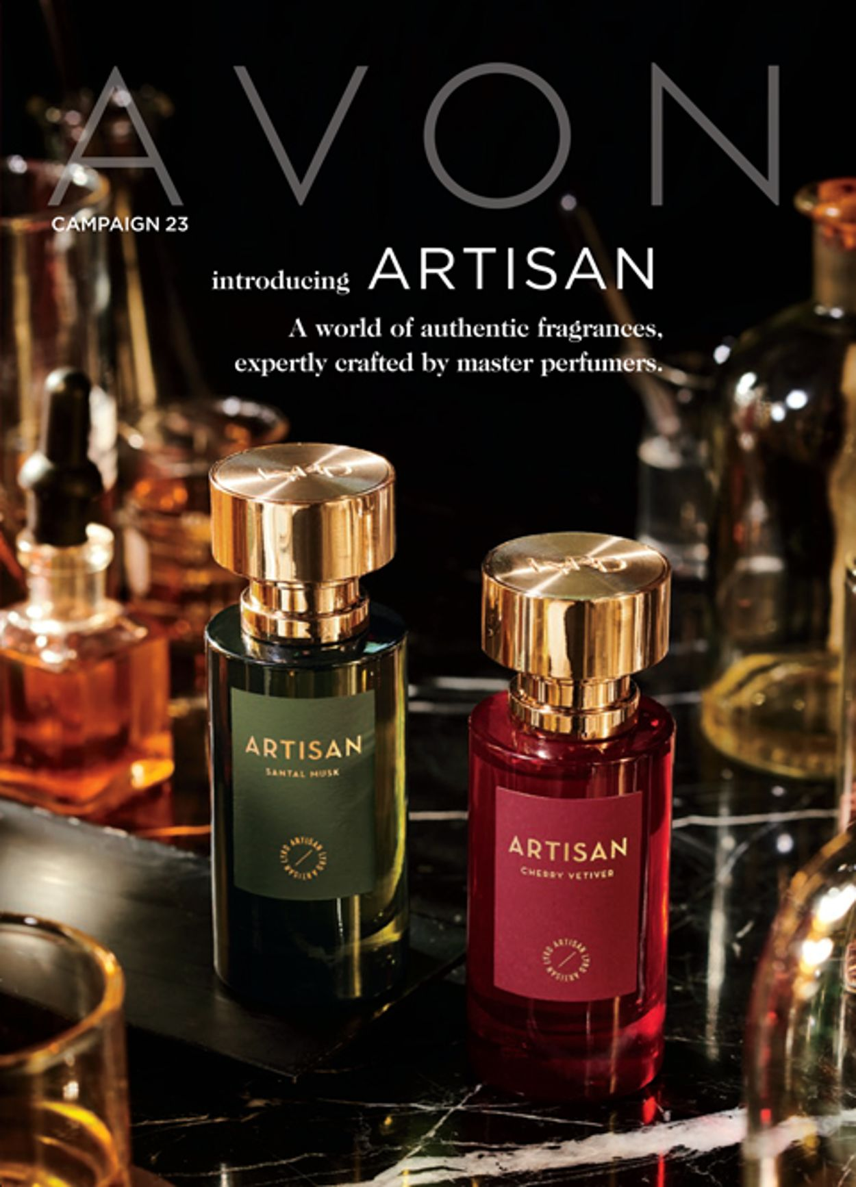 Catalogue Avon from 10/13/2020