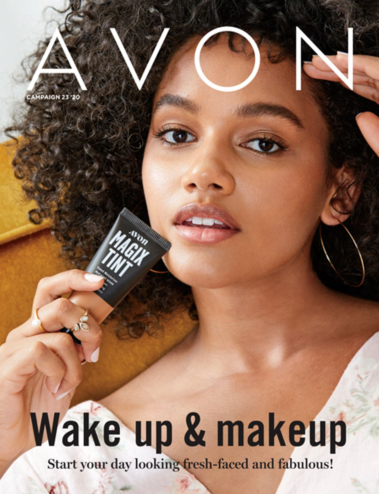 Catalogue Avon from 10/13/2020