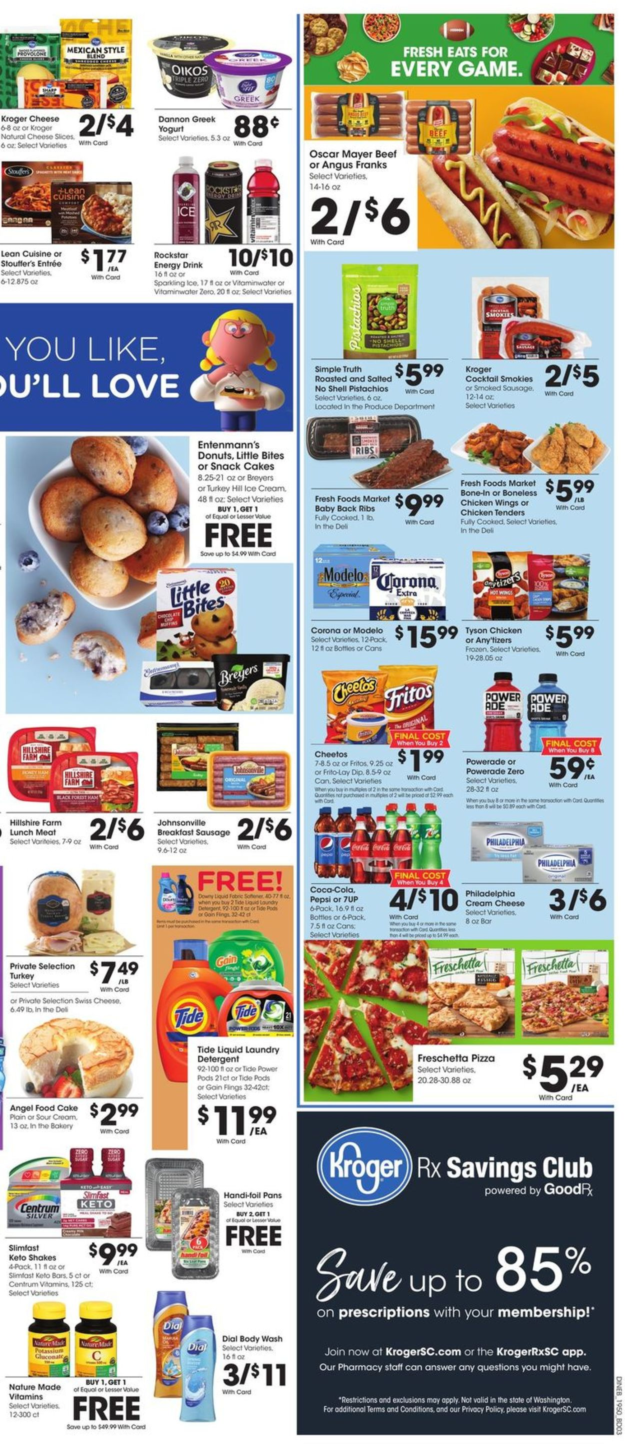 Catalogue Baker's from 01/15/2020