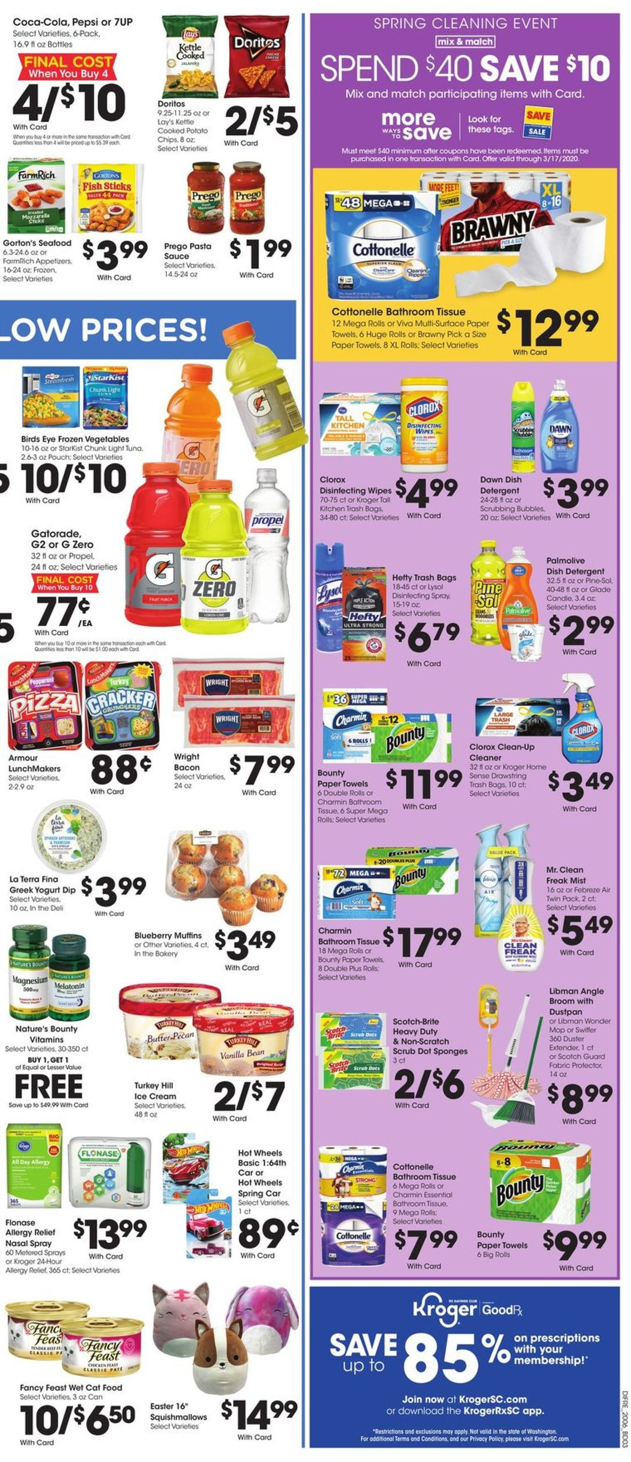 Catalogue Baker's from 03/11/2020