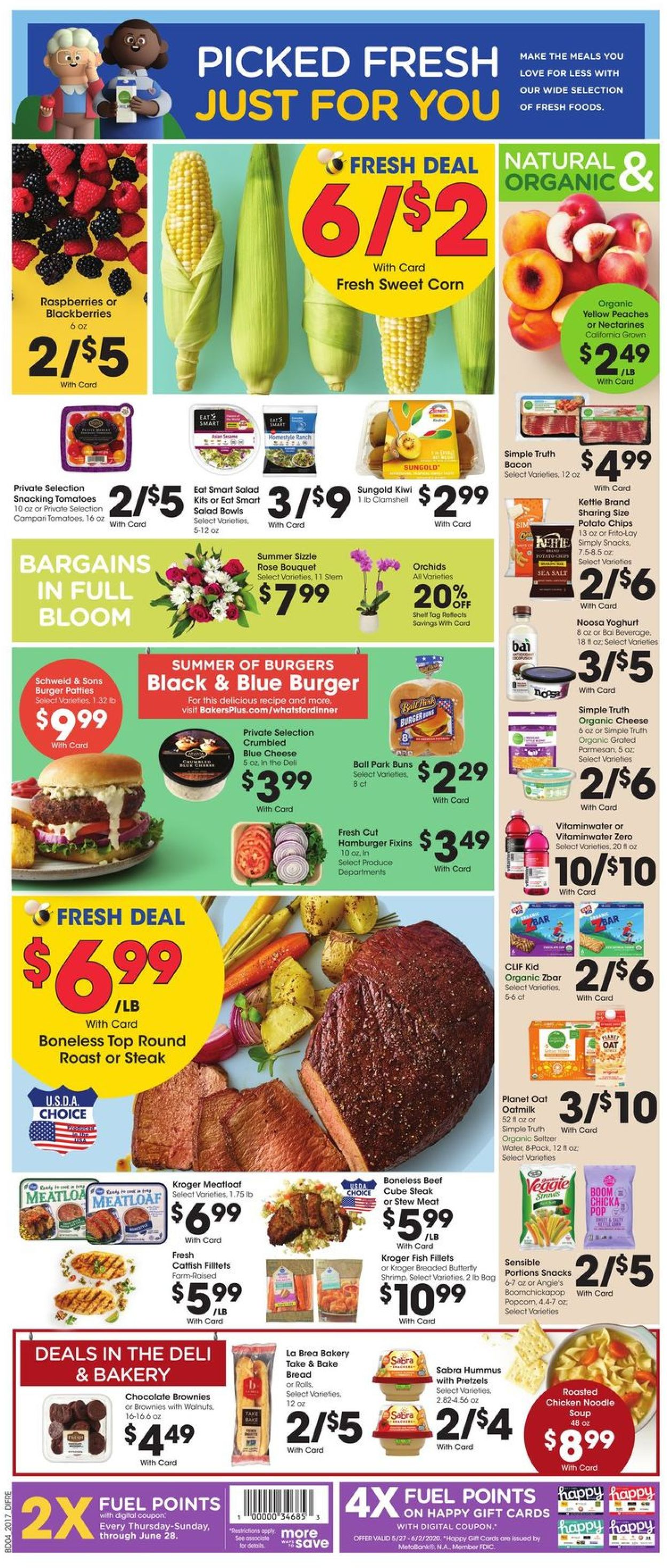 Catalogue Baker's from 05/27/2020