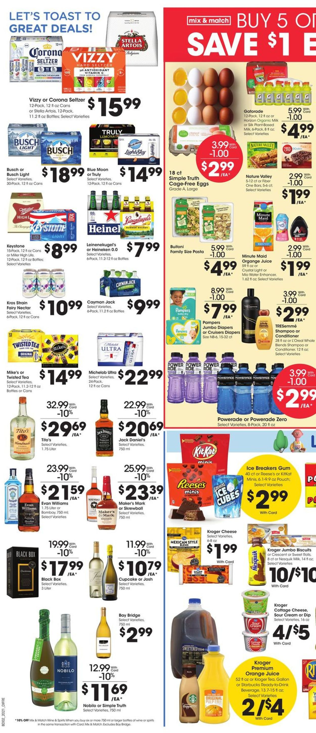 Catalogue Baker's from 06/24/2020