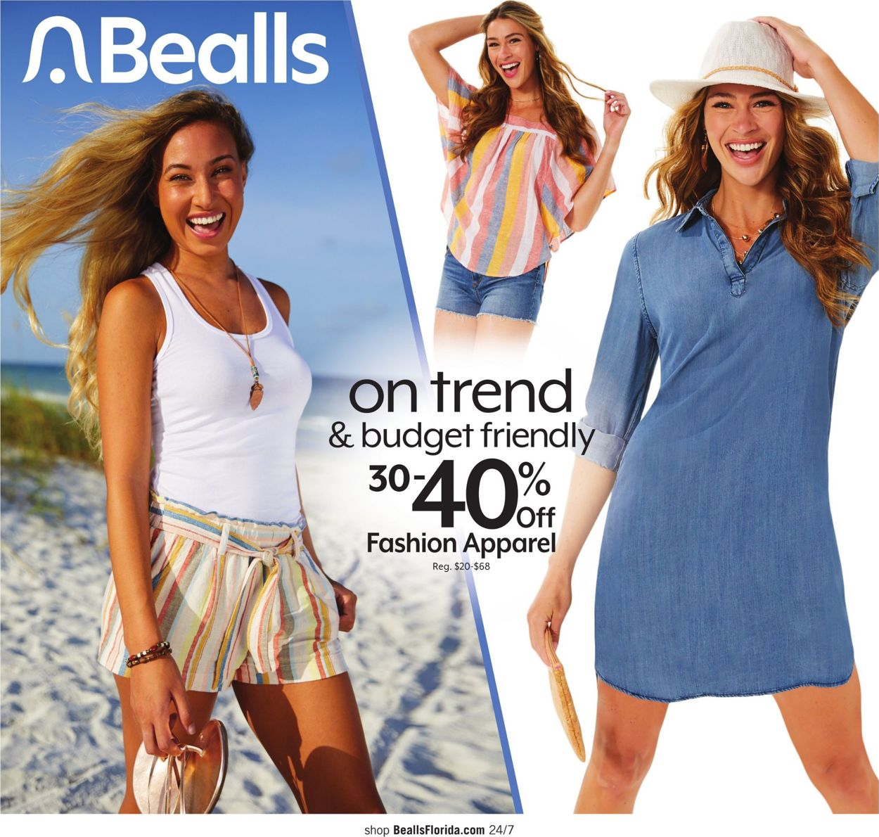 Catalogue Bealls Florida from 09/13/2020
