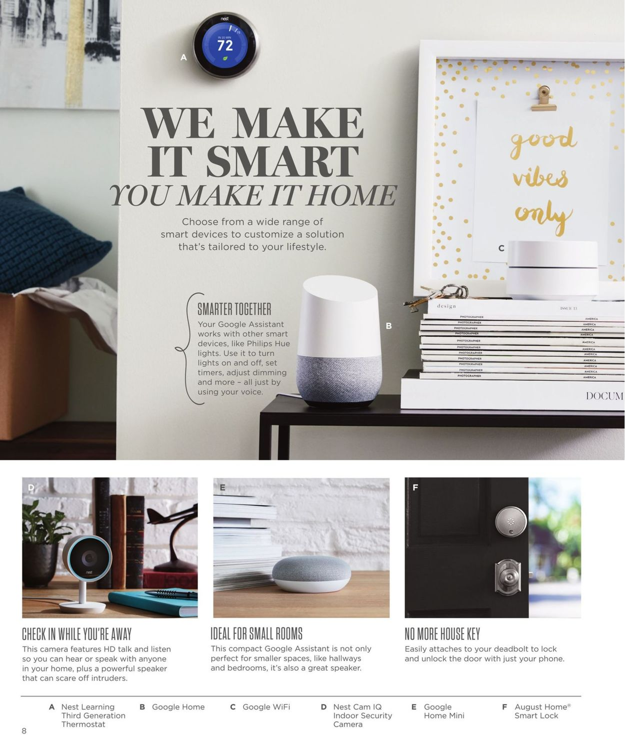 Catalogue Bed Bath and Beyond from 03/09/2019
