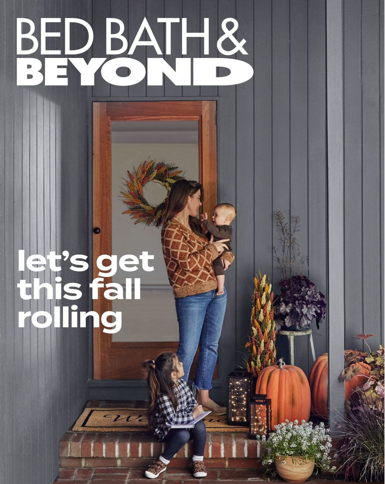 Catalogue Bed Bath and Beyond from 09/16/2020