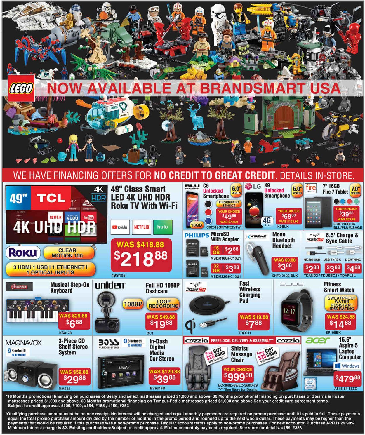 Catalogue Brandsmart USA - Black Friday Ad 2019 from 11/12/2019