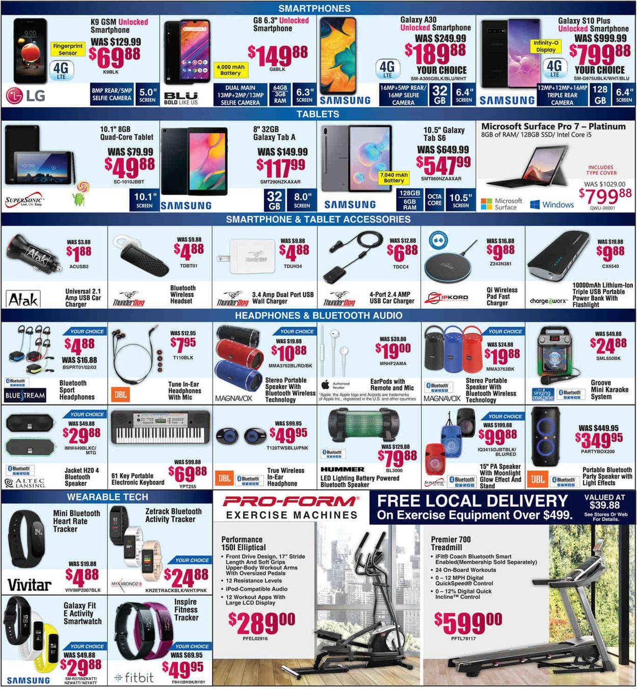 Catalogue Brandsmart USA - Black Friday Ad 2019 from 11/25/2019