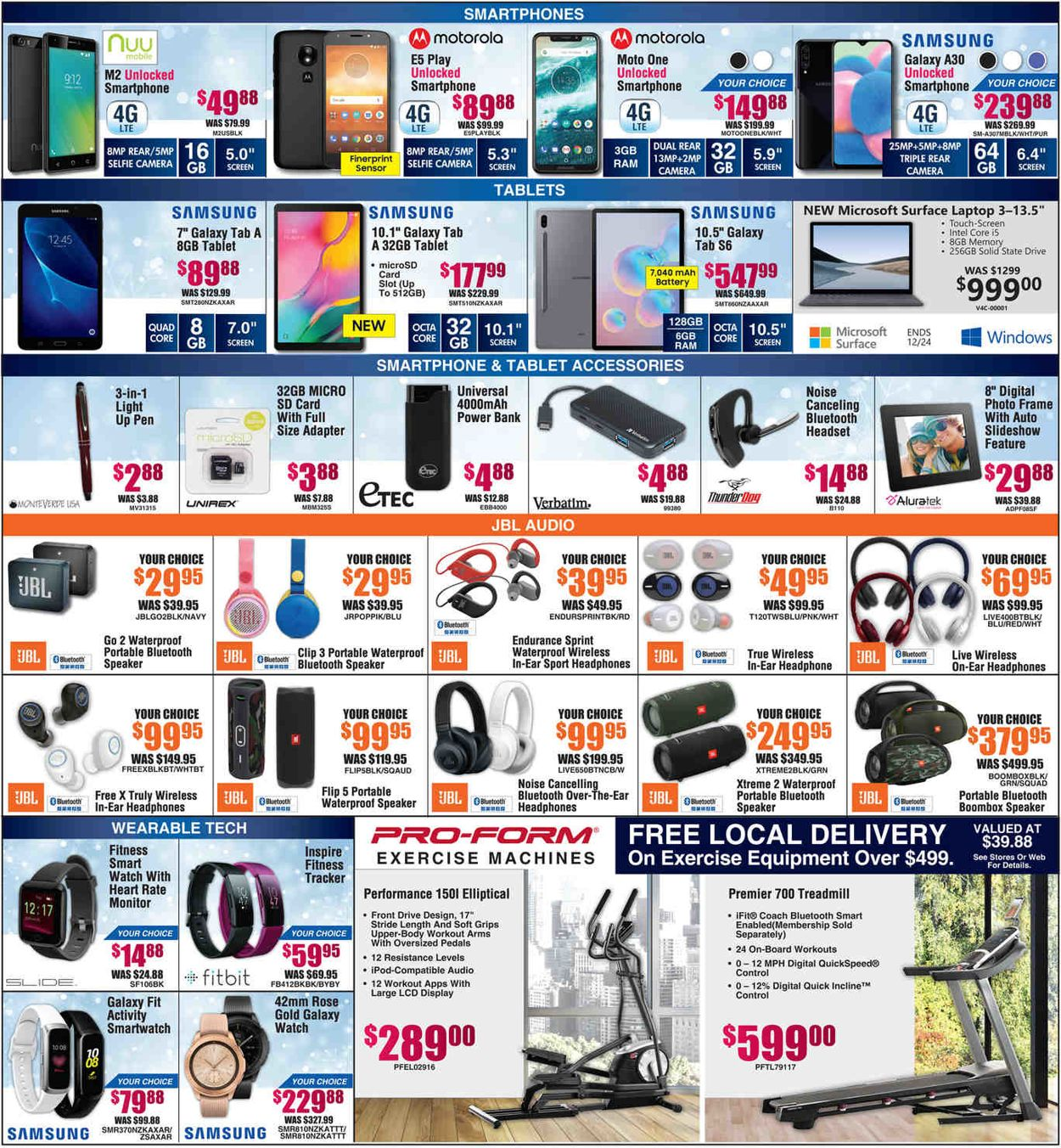 Catalogue Brandsmart USA - Christmas Deals Ad 2019 from 12/16/2019