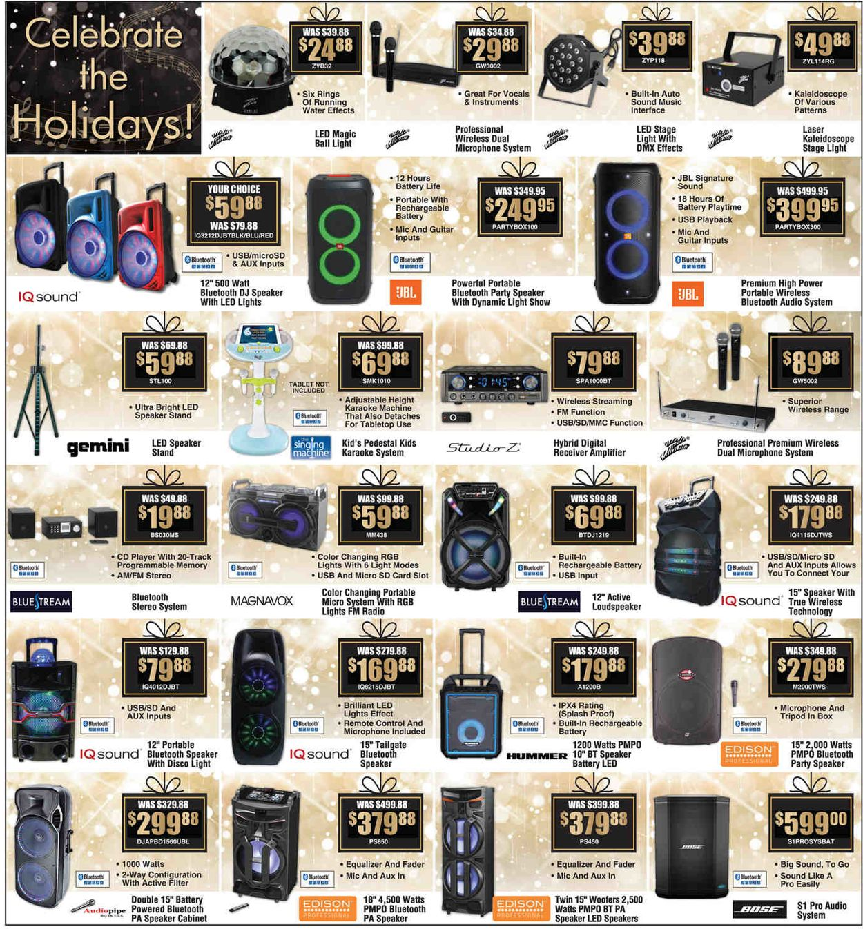 Catalogue Brandsmart USA from 12/30/2019
