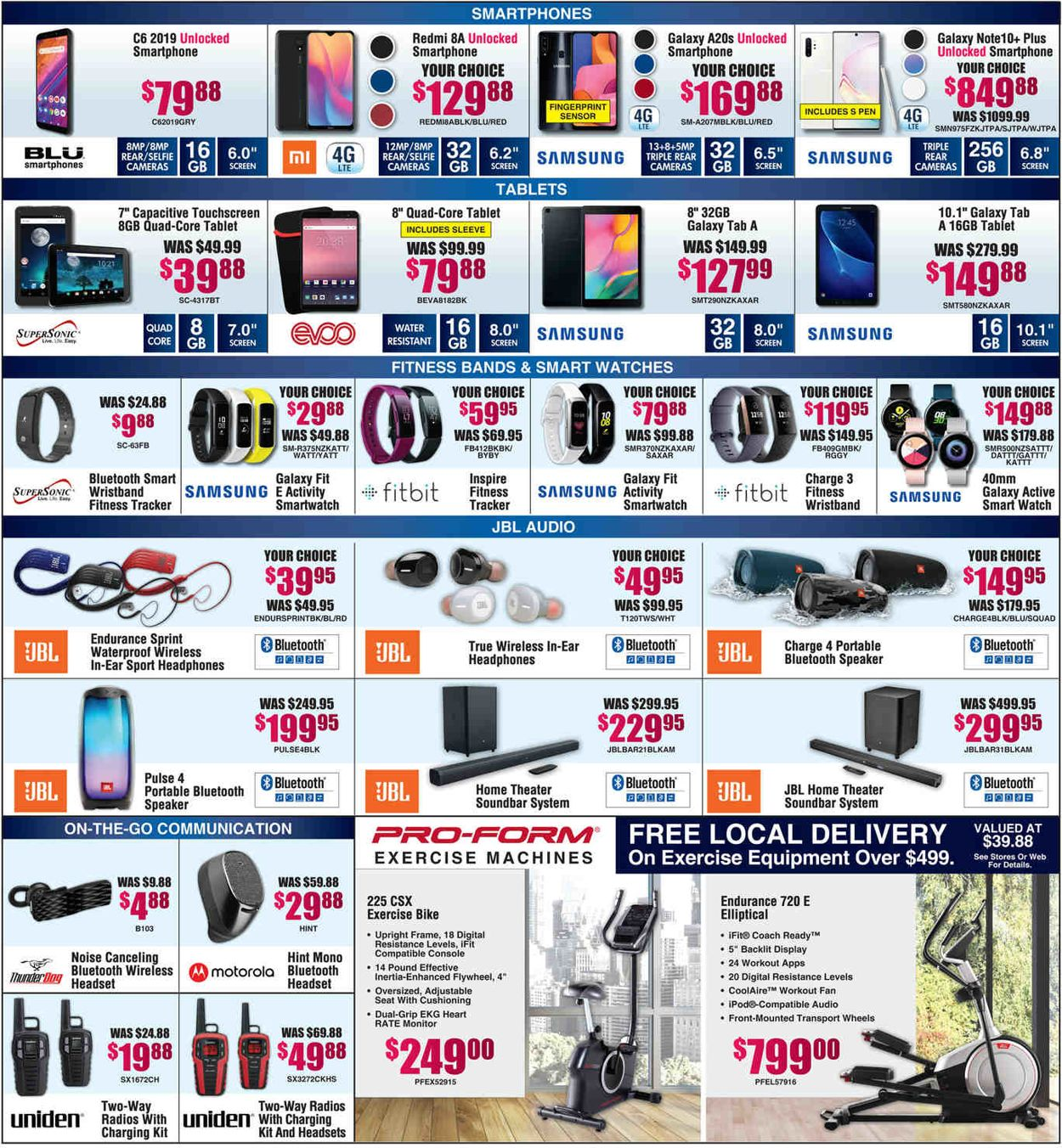 Catalogue Brandsmart USA from 01/03/2020
