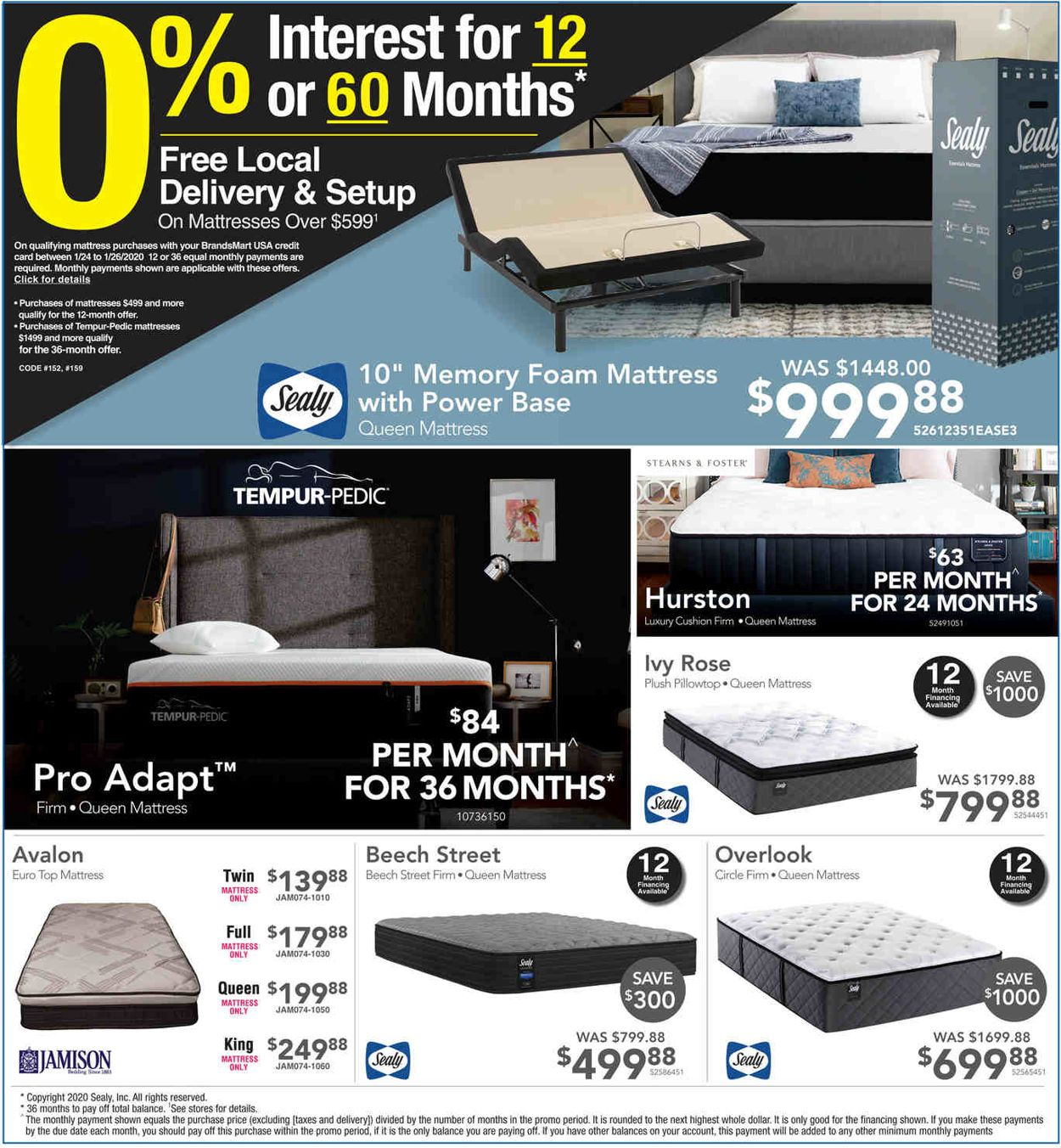 Catalogue Brandsmart USA from 01/24/2020