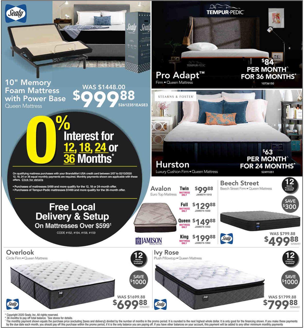 Catalogue Brandsmart USA from 02/10/2020