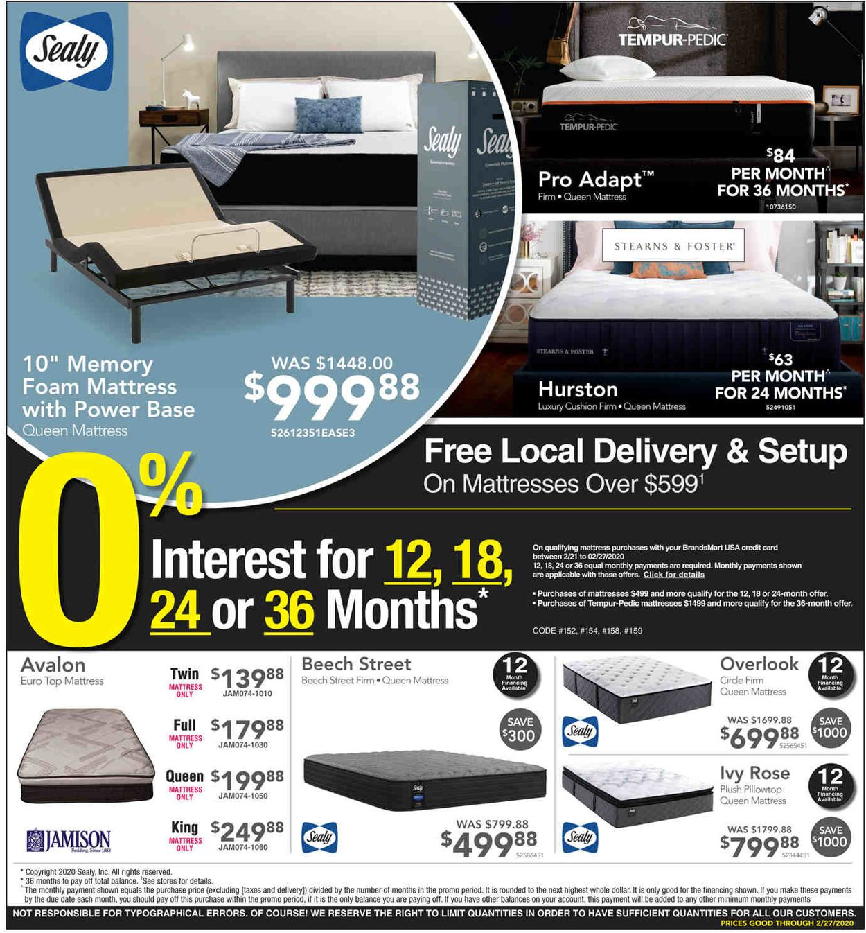 Catalogue Brandsmart USA from 02/24/2020