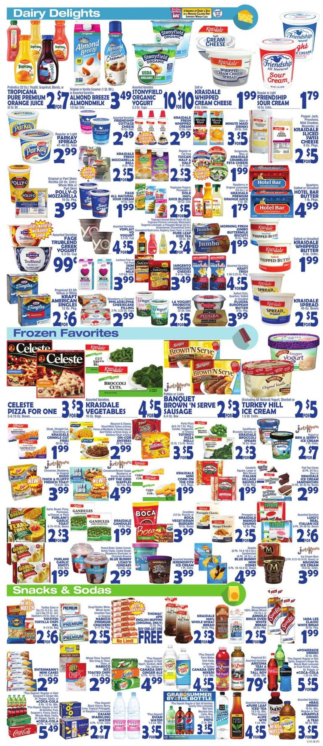 Catalogue Bravo Supermarkets from 07/12/2019