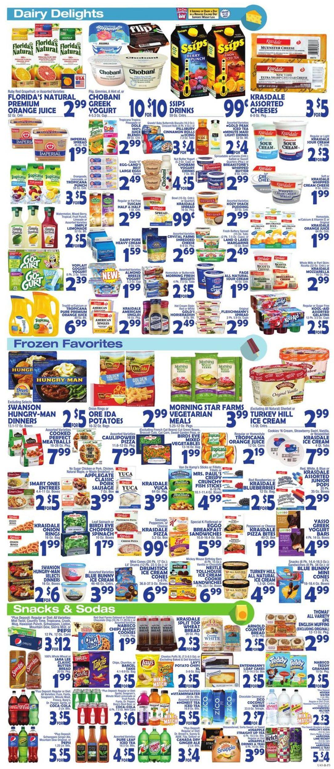 Catalogue Bravo Supermarkets from 09/27/2019