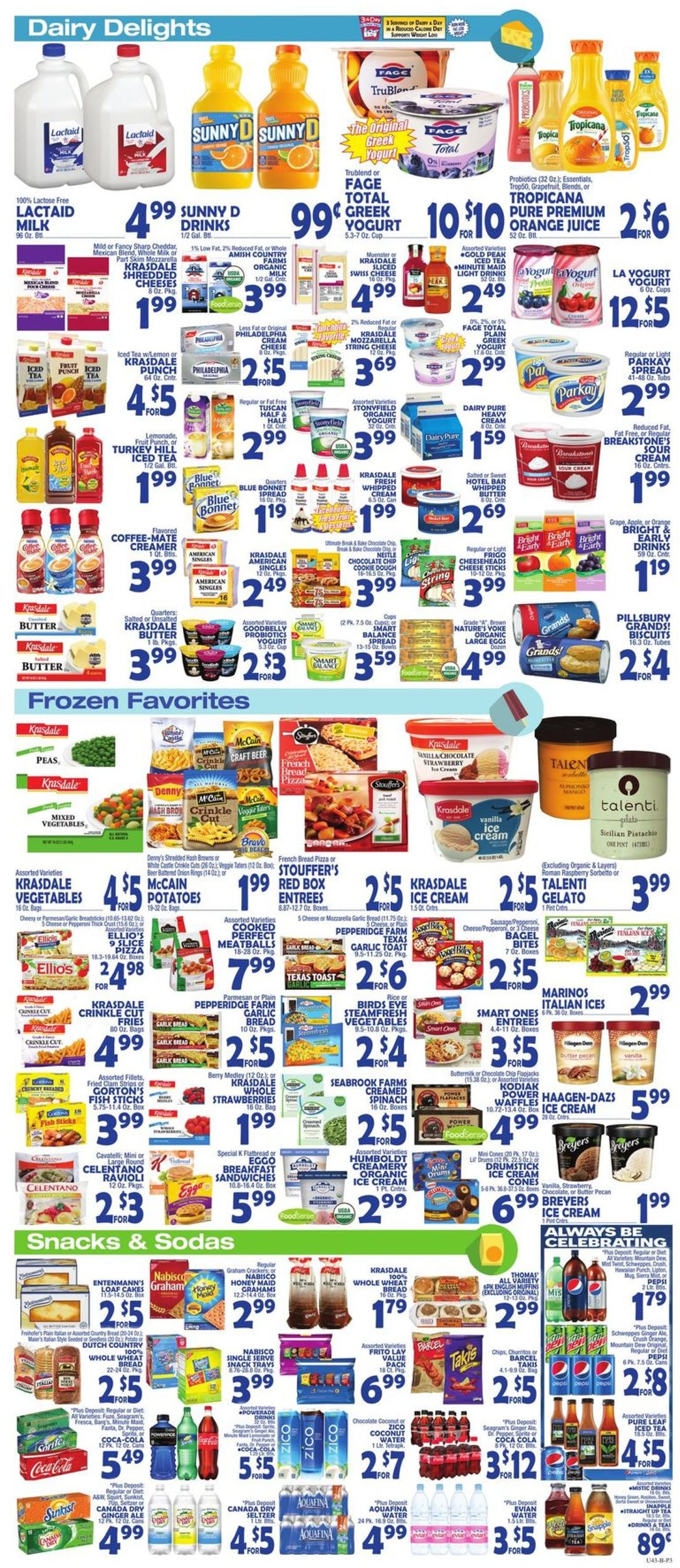 Catalogue Bravo Supermarkets from 10/18/2019