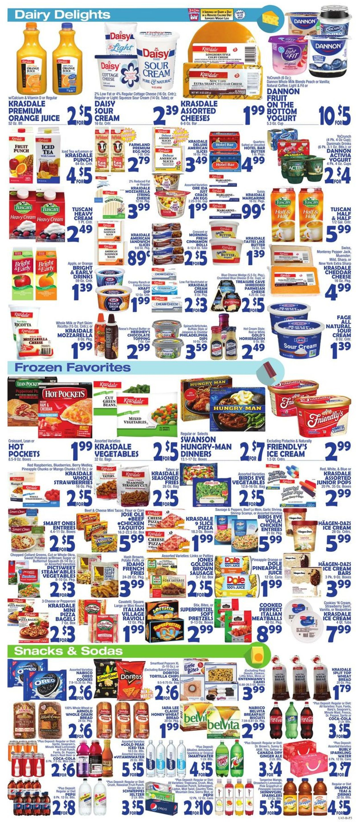 Catalogue Bravo Supermarkets - Winter Sale 2020 from 01/03/2020