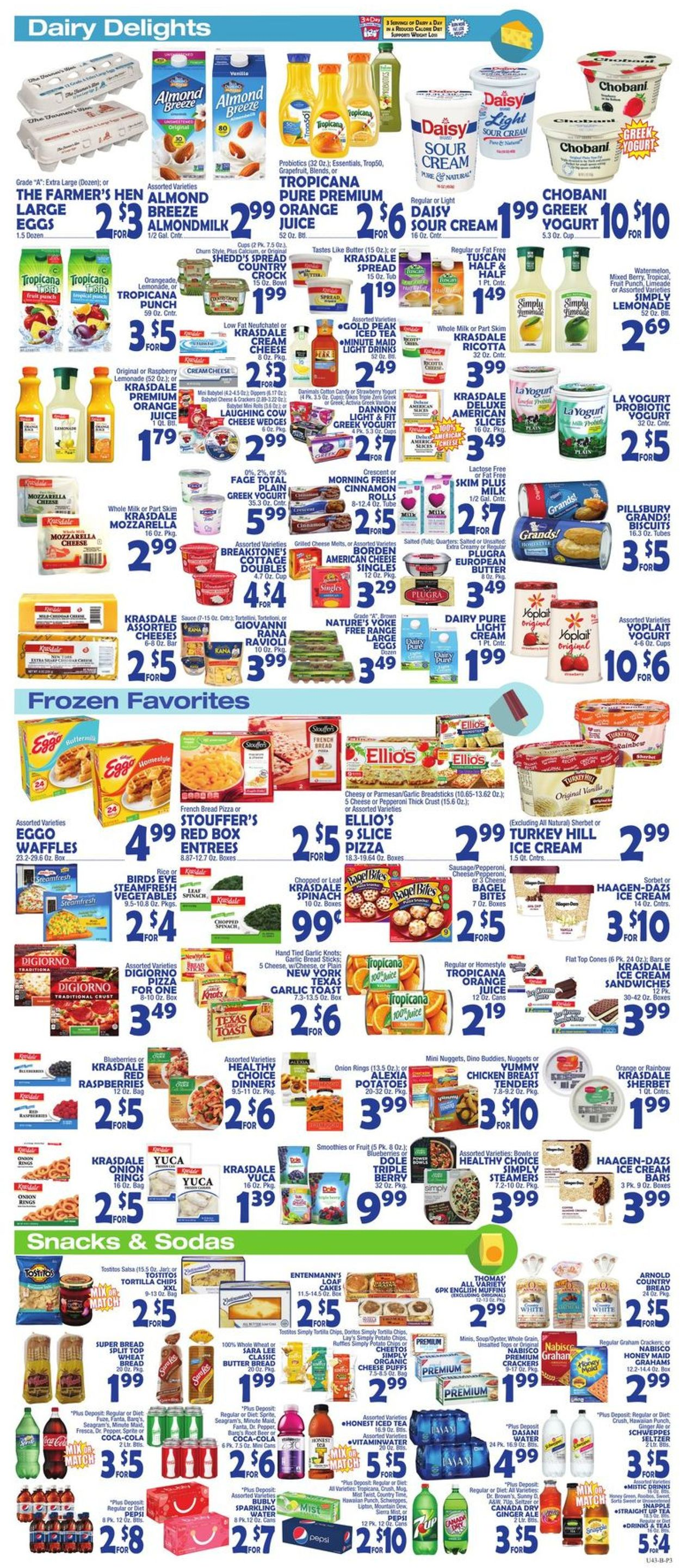 Catalogue Bravo Supermarkets from 01/17/2020