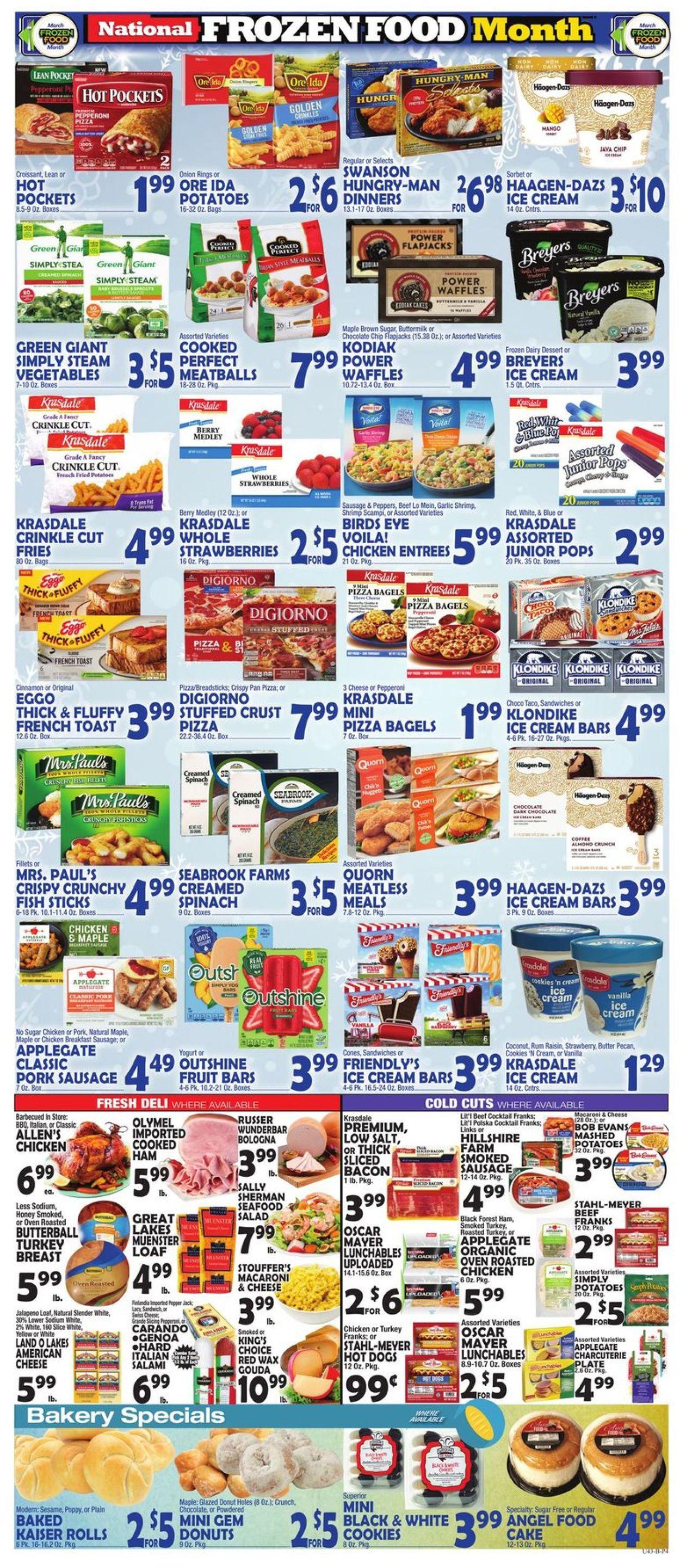 Catalogue Bravo Supermarkets from 03/06/2020