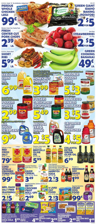 Catalogue Bravo Supermarkets from 04/24/2020