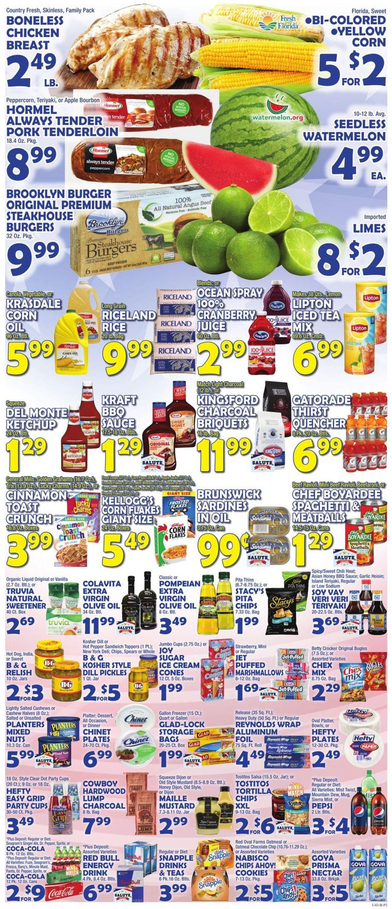 Catalogue Bravo Supermarkets from 05/15/2020