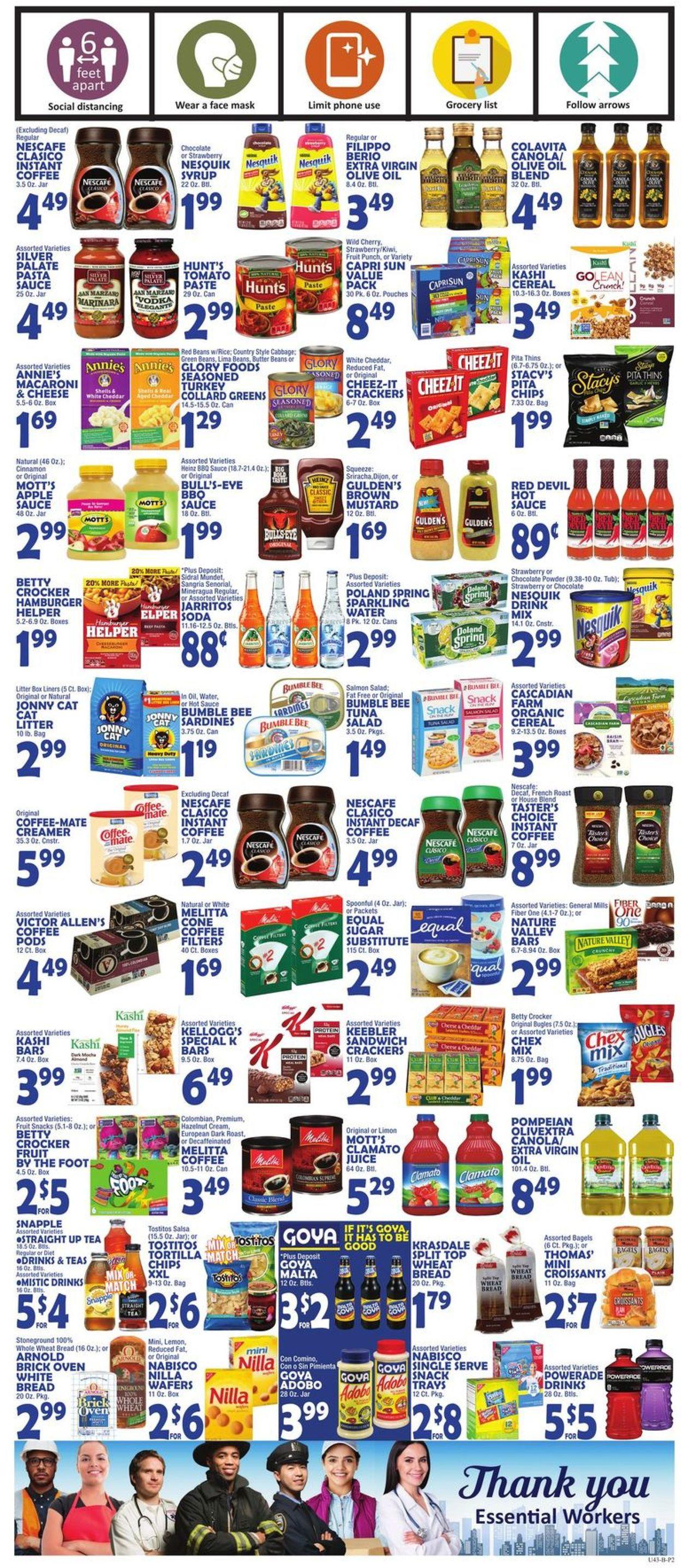 Catalogue Bravo Supermarkets from 06/12/2020