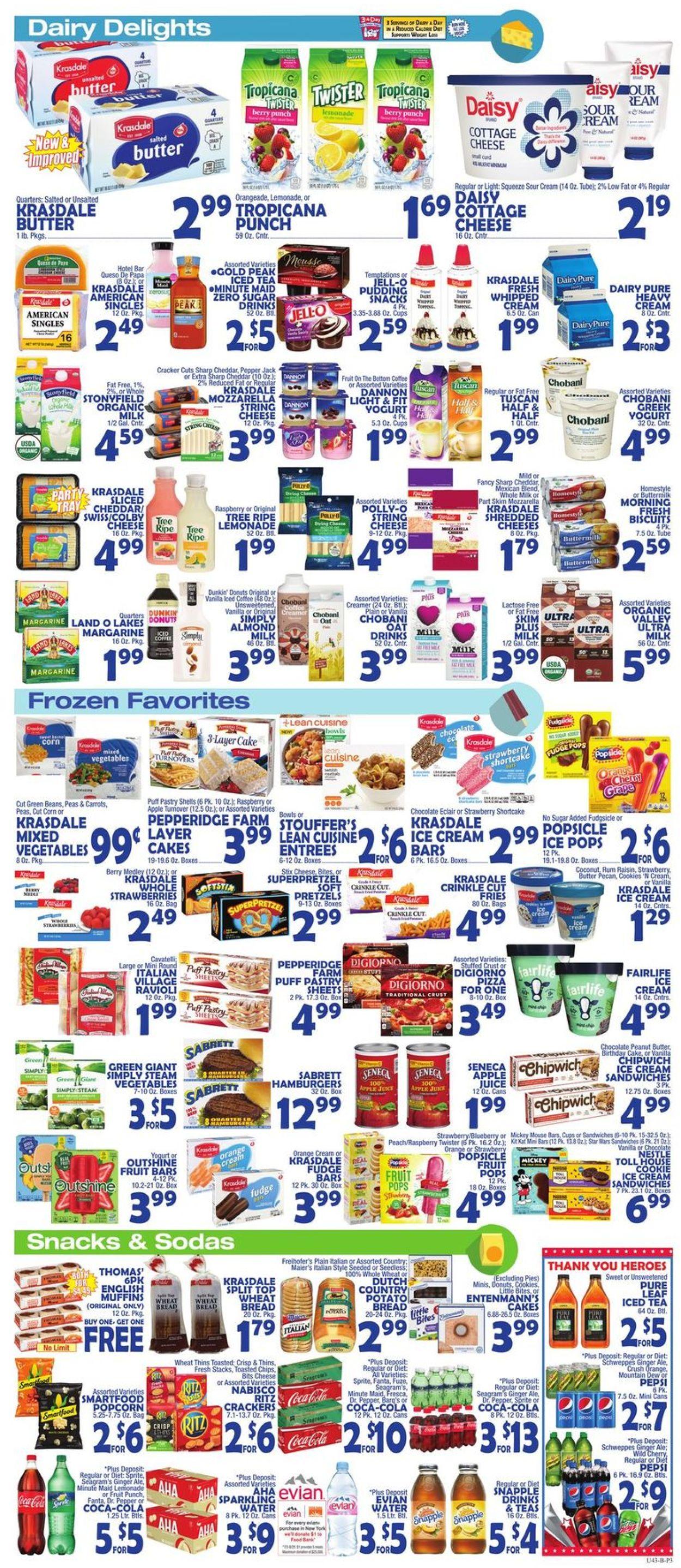 Catalogue Bravo Supermarkets from 07/24/2020