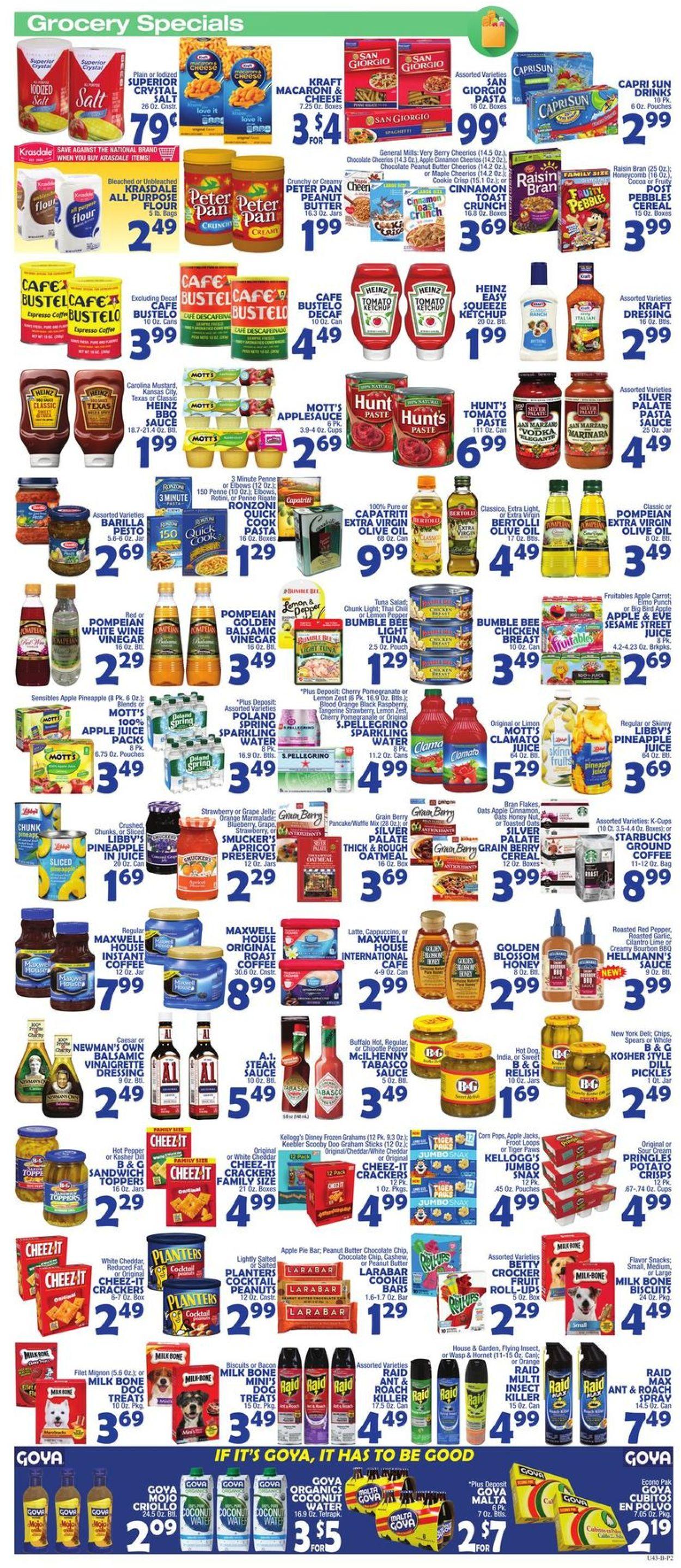 Catalogue Bravo Supermarkets from 07/31/2020