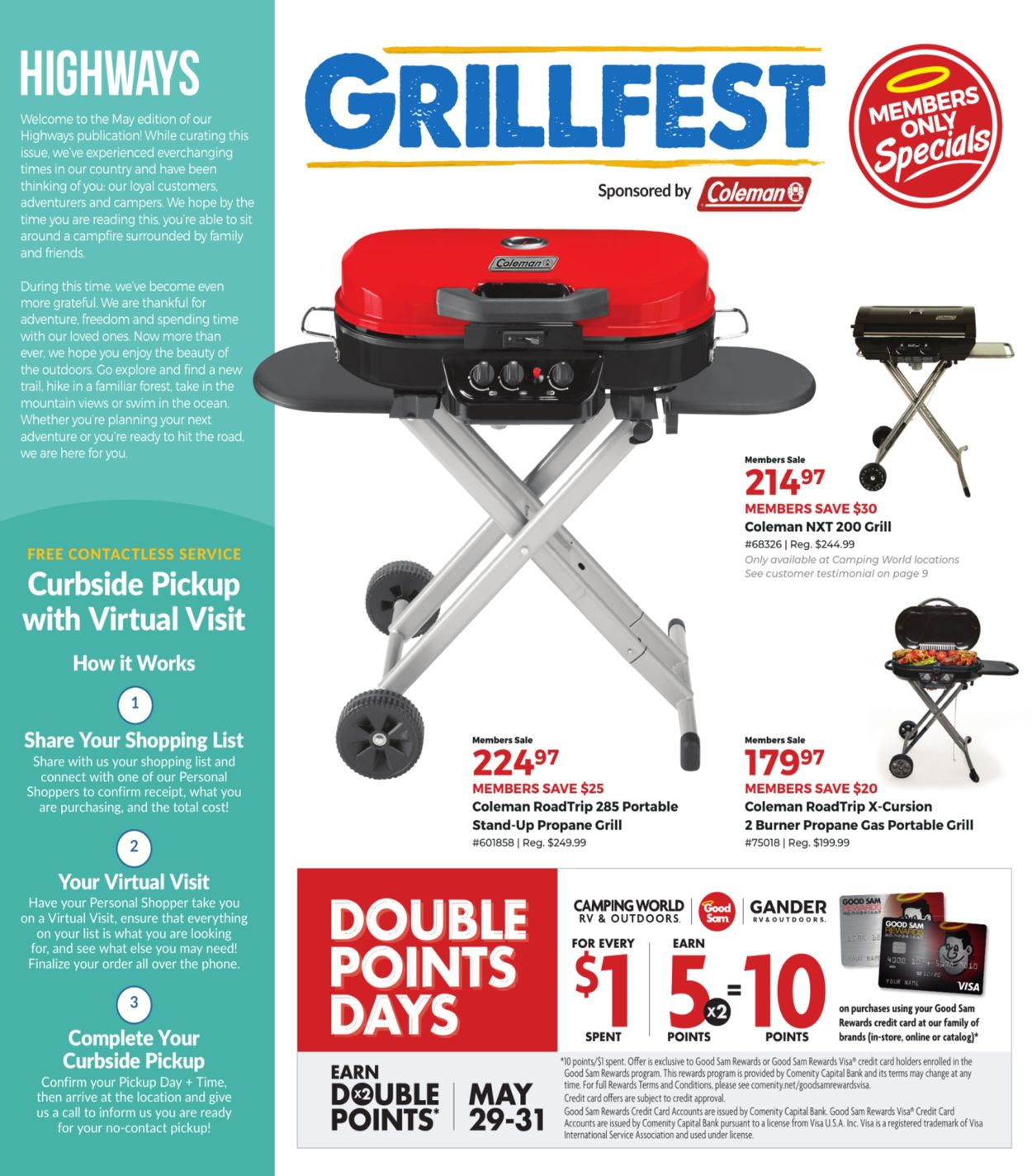 Catalogue Camping World from 05/11/2020