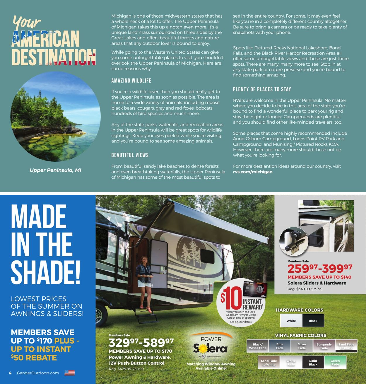 Catalogue Camping World from 07/06/2020