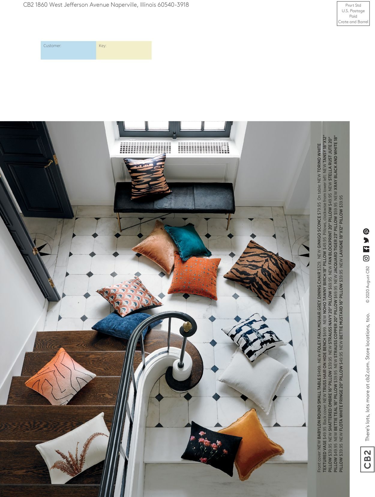 Catalogue CB2 from 08/01/2020