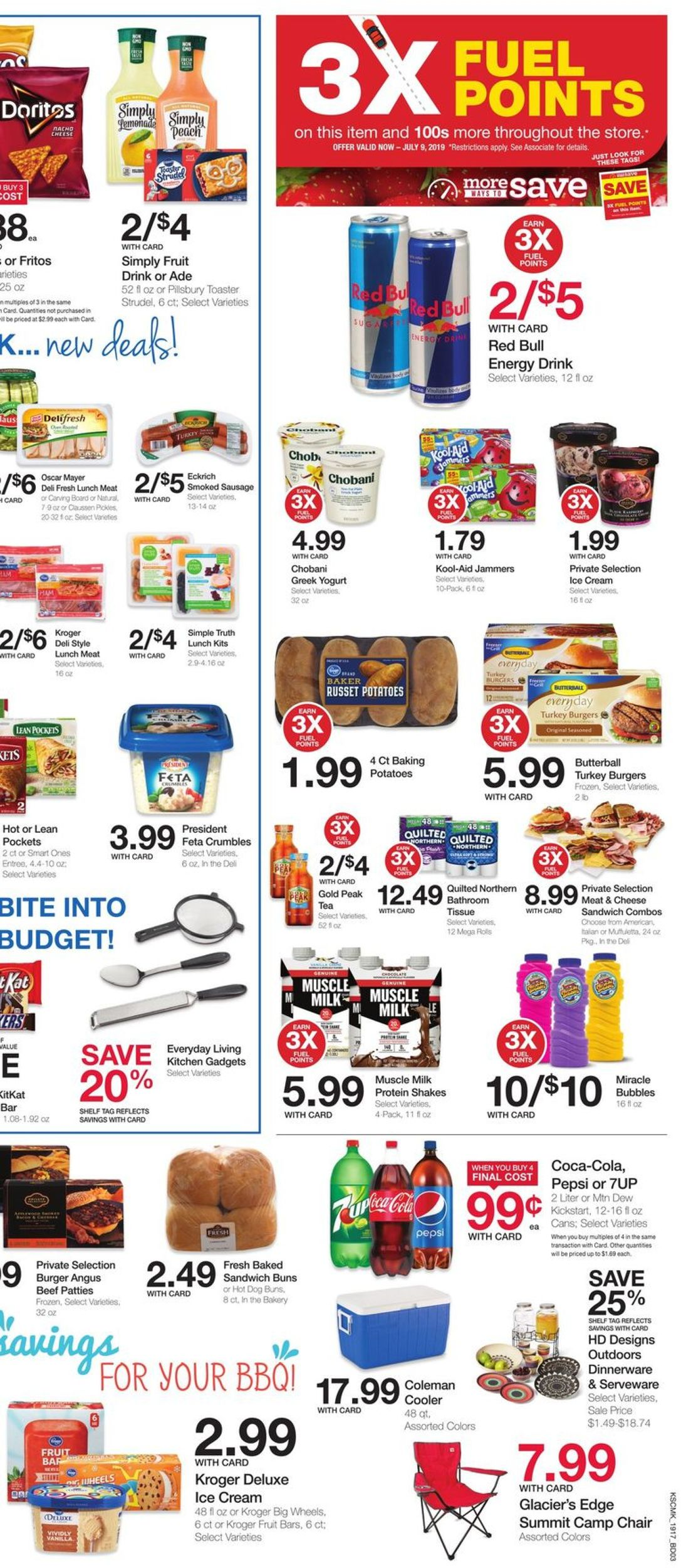 Catalogue City Market from 05/29/2019