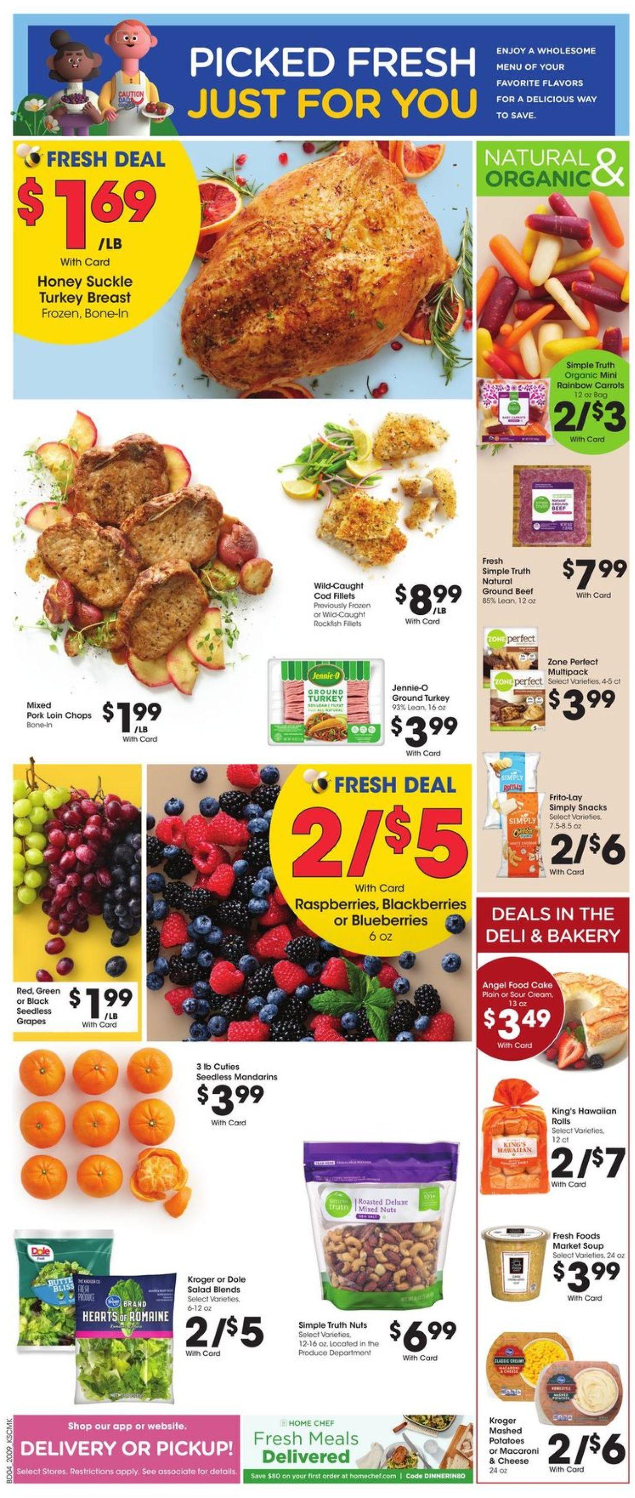 Catalogue City Market from 04/01/2020