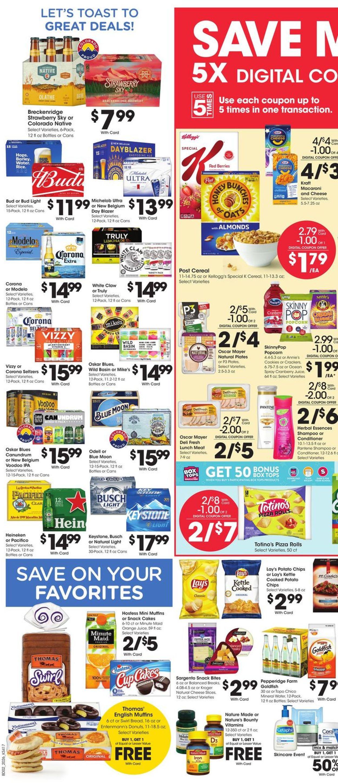 Catalogue City Market from 07/29/2020