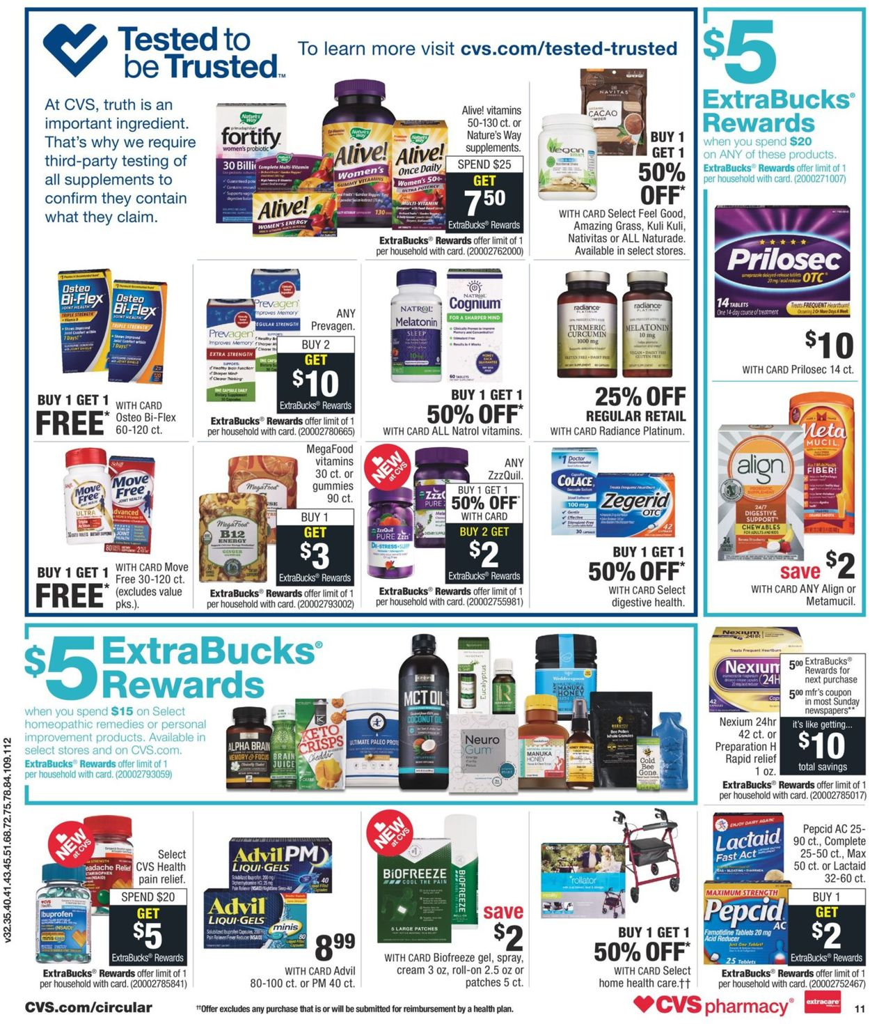 CVS Pharmacy Current weekly ad 06/30 - 07/06/2019 [15