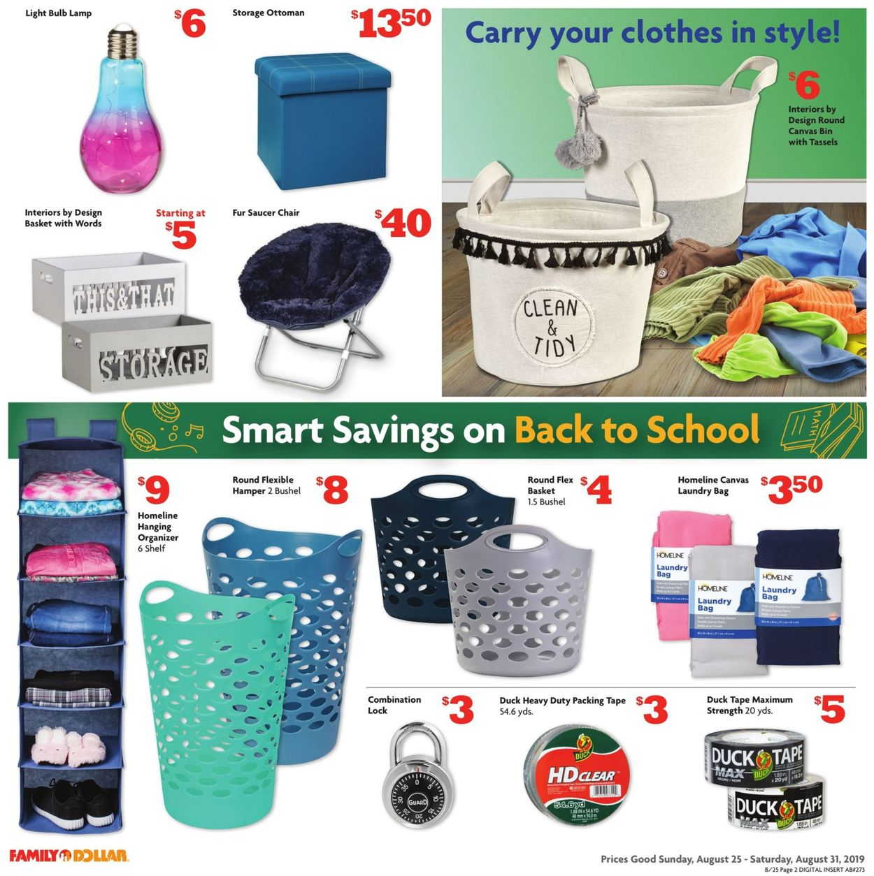 Family dollar current weekly ad 08 25 08 31 2019 6 - Interiors by design family dollar ...