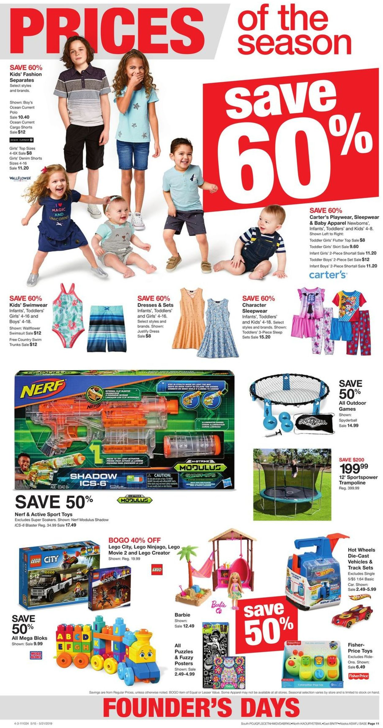 Fred Meyer Current weekly ad 05/15 - 05/21/2019 [11