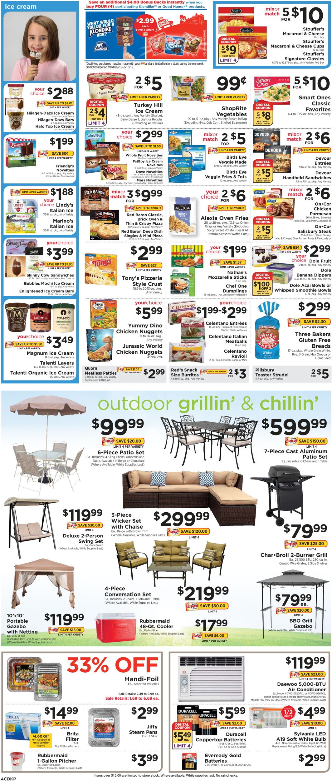 ShopRite Current weekly ad 06/09 - 06/15/2019 [4] - weekly-ad-24.com