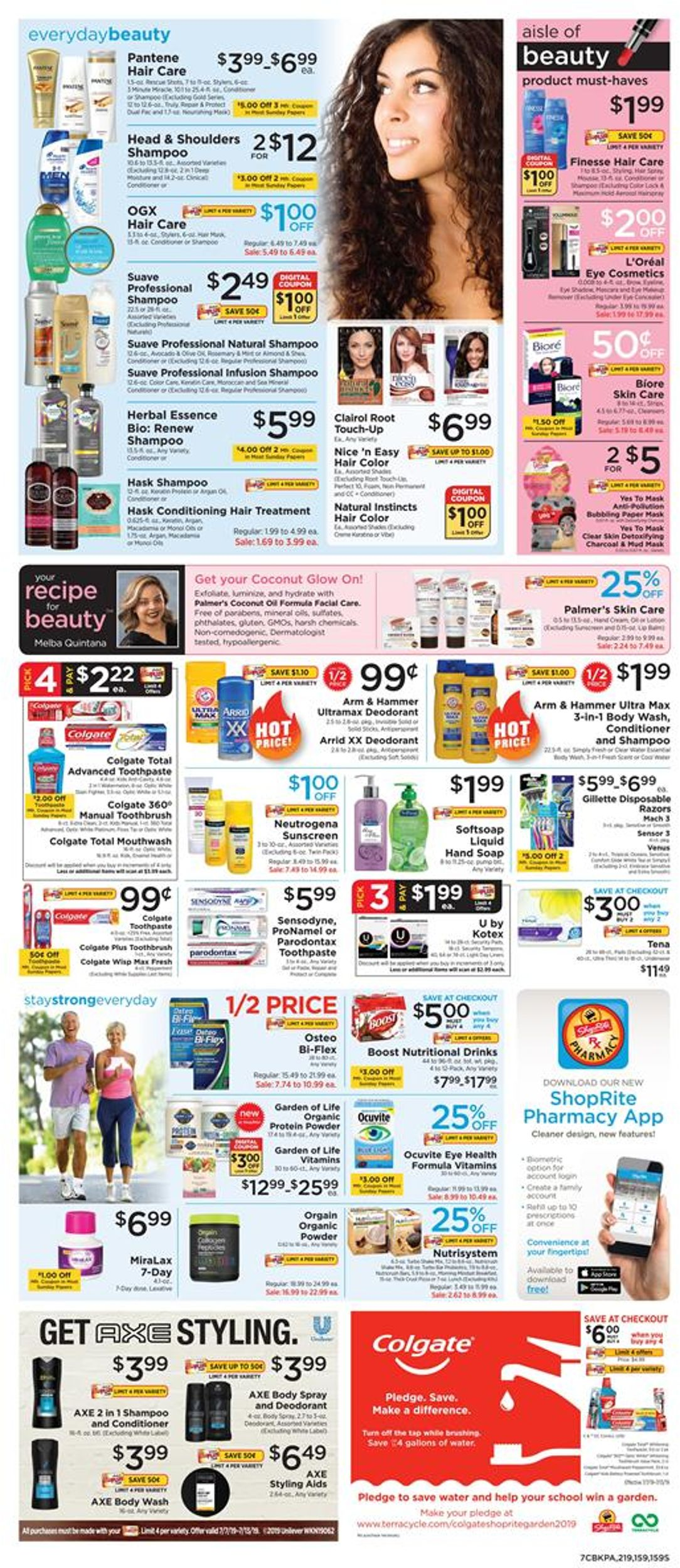 ShopRite Current weekly ad 07/07 - 07/13/2019 [7] - weekly-ad-24.com